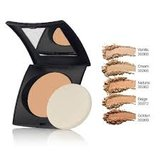 2-in-1 Powder Make-up Vanilla_
