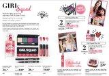 Girl Squad Eyeliner Feather/groen_