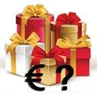 Cadeaubon voor bedrag naar keuze