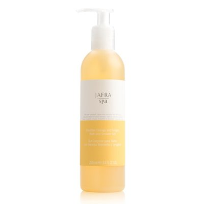 Brazilian Orange and Ginger Bath and Shower Gel