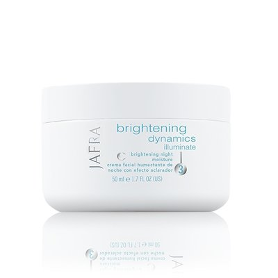 Brightening Night Moisture