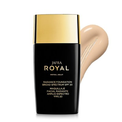 Royal Jelly Radiance Foundation SPF 20 Nude L4