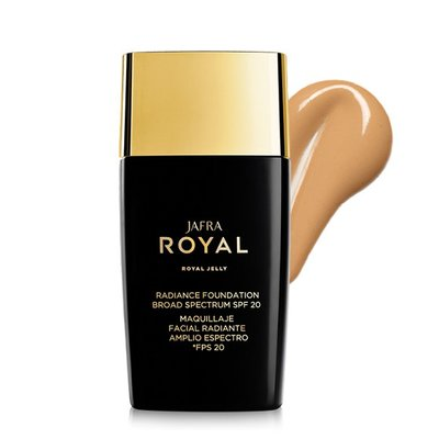 Royal Jelly Radiance Foundation SPF 20 Bronze D2