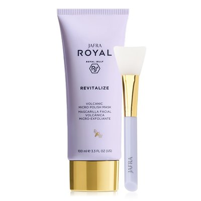 Jafra ROYAL Volcanic micro polish mask