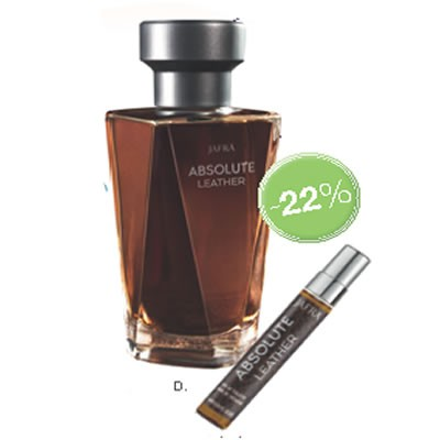 Absolute Leather Eau de Toilette