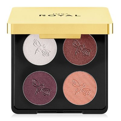 Royal Luxury eyeshadow Quad / Garnet Goddess