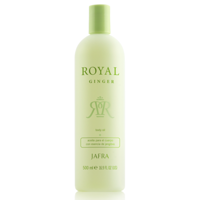 Royal Ginger Body Oil,  500ml.