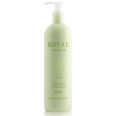 Royal Ginger Body Lotion, 500ml.