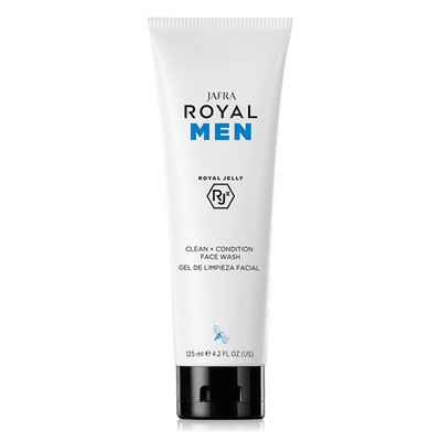 Men Clean + Condition Face Wash