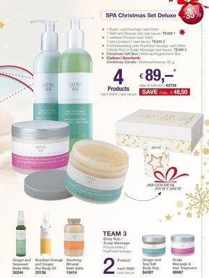 Spa Christmas Deluxe  Set