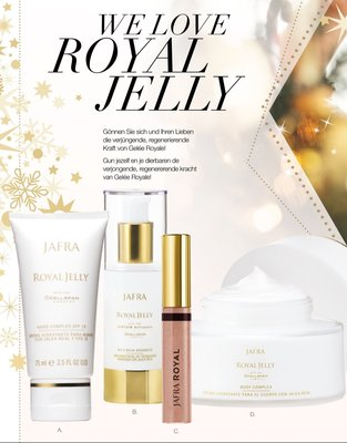 Royal Jelly Classic Set