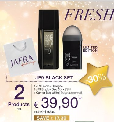 JF9 Black Set