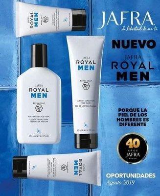 Jafra Men Workshop (Gastheer)