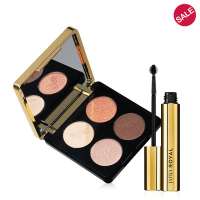 Jafra Luxuruy Eyeshadow + Mascara