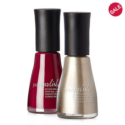 Jafra Nail Lacquer duo
