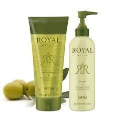Royal Olive Body Set