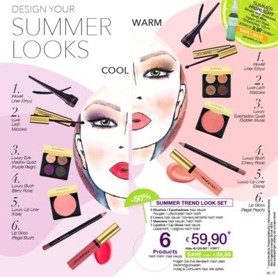 Summer Trend Look Set