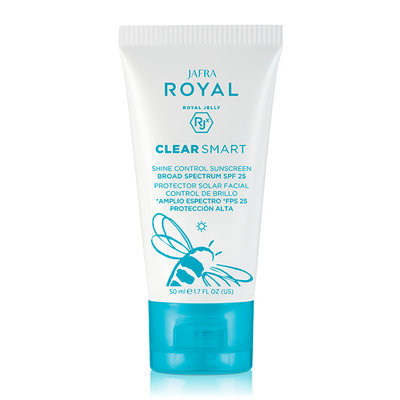 JAFRA ROYAL Clear Smart Shine Control Sunscreen Broad Spectrum SPF 25