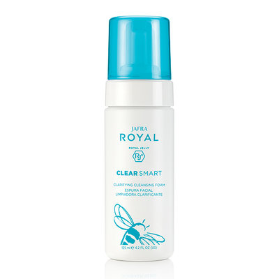 JAFRA ROYAL Clear Smart Clarifying Cleansing Foam