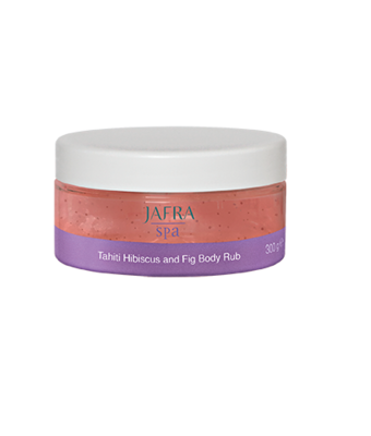 Jafra Tahiti Hibiscus and Fig Body Rub