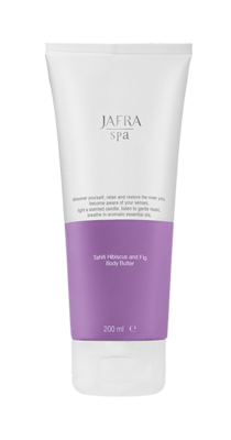 Jafra Tahiti Hibiscus and Fig Body Butter
