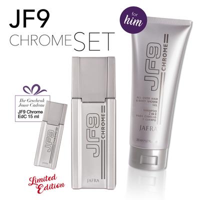JF9 Crome Set