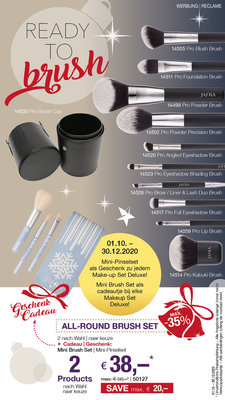 All-Round Brush Set