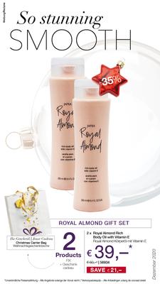 Royal Almond gift set