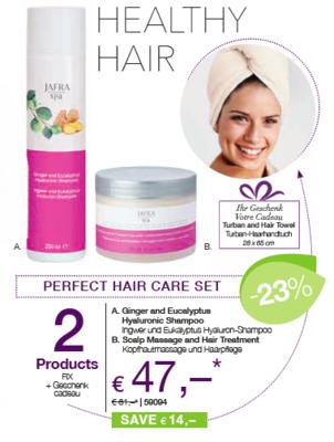 Perfect Hair Care Set