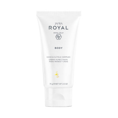 Royal Body Hand & Cuticle Complex .