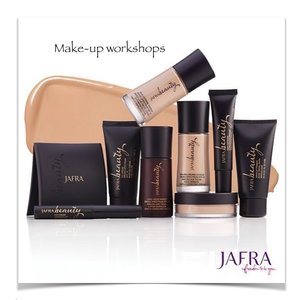 Jafra Make-up Workshop (Gastvrouw)