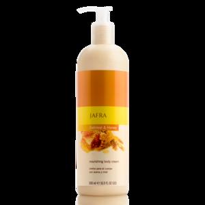 Oatmeal & Honey Nourishing Body Cream, 500ml.