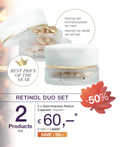 Retinol Duo Set