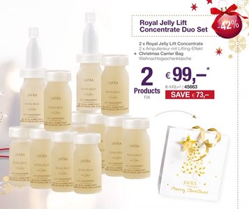 Royal Jelly Lift Concentrate Duo Set