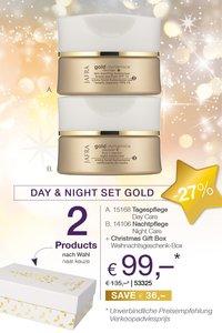 Day & Night Set Gold