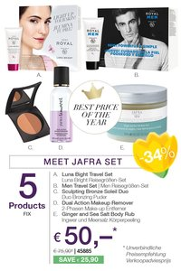 Meet Jafra Set