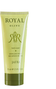 Royal Olive Hand Cream