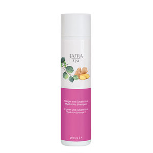 Jafra Ginger and Eucalyptus Hyoluronic Shampoo